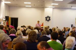 Veranstaltung zur Vorbereitung des Kirchentages in Hamburg 2013